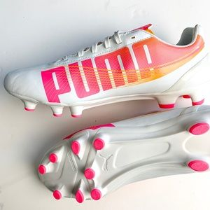 Puma evospeed 4 soccer cleats